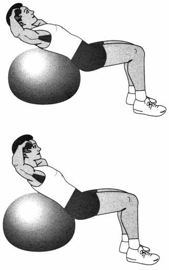 Exercise Ball Abdominal Workouts