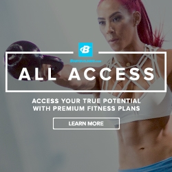 50+ Fitness Plans - Store Discounts - Exclusive Offers - Start Your 7-Day FREE Trial