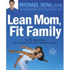 Lean Mom, Fit Family book cover