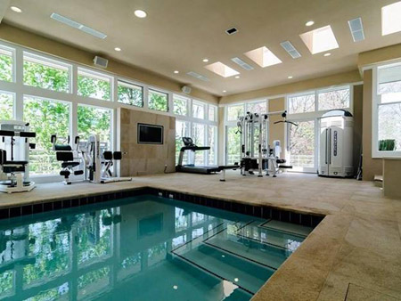 Amazing home gyms why add a gym to your home