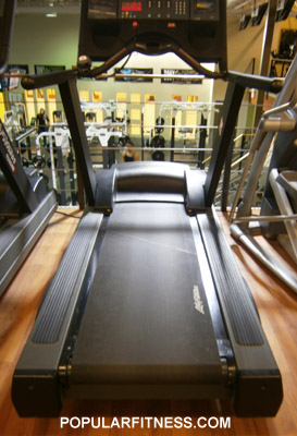 example of a treadmill at a gym
