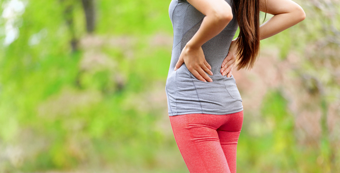 low back pain in women - exercises